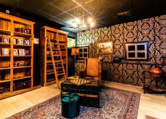 Escape Mission Capelle a/d IJssel London room